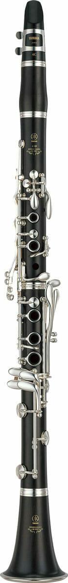 Modell YCL 650 B-Klarinette Profiklasse