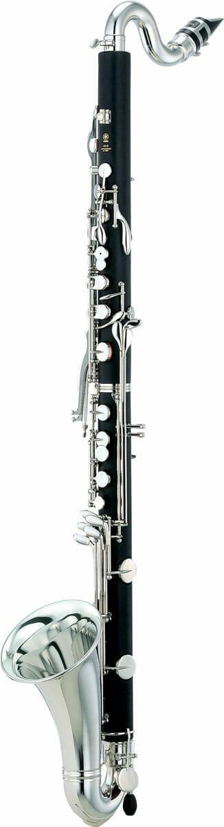 Modell 221 II S Bassklarinette