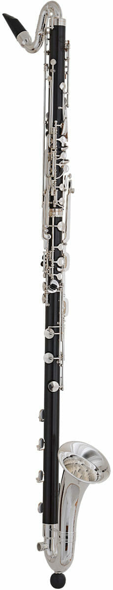 Modell 510 Solistenmodell Bassklarinette