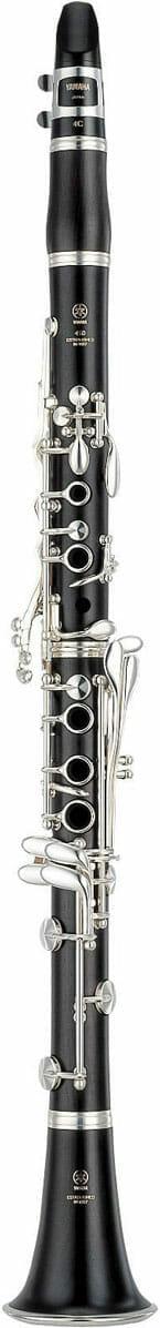 Modell YCL 450 B-Klarinette Mittelklasse