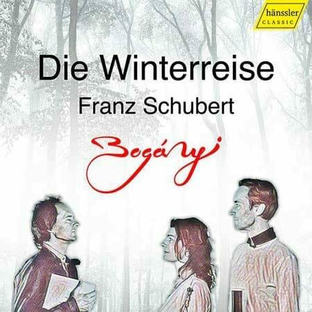 Neue CD: Winterreise - Franz Schubert - Trio Bogányi
